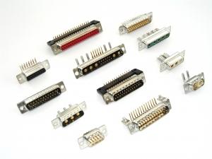 diverse D-Sub-Stecker, D-Sub-Adapter