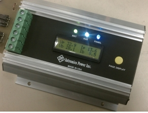 MPPT75 Maximum Power Point Tracking-Solarbatterieladeregler