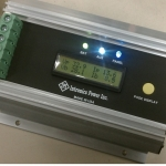 MPPT75 Maximum Power Point Tracking-Solarbatterieladeregler