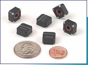 Gleichtaktfilter für Oberflächenmontage Typ MN552