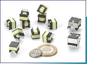 EP-Standardgehäuse für kundenspezifische Induktivitäten und Übertrager Typ MN660