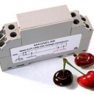 DVT-1000 isolierter DC-Spannungswandler für DIN Hutschienenmontage