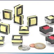 EFD-Standardgehäuse für kundenspezifische Induktivitäten und Übertrager Typ MN650